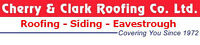 Cherry and Clark Roofing Eavestrough, Siding Financing Avail