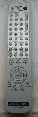OEM Sony RMT-V501E Video VCR DVD Combo Remote SLV-D360P SLV-D370P Player - $24.91