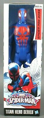 *** MARVEL Ultimate Spider-Man 2099 - Titan Hero Series 12 in Action Figure ***