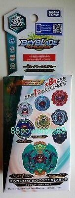 Takara Tomy Beyblade Burst B-101 Random Booster Vol. 9 US Seller