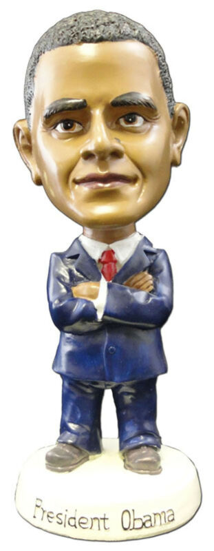 Barack Obama Bobblehead NIB - Presidential Collector Item