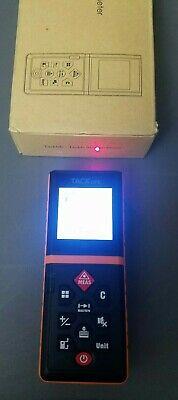 Tacklife S2-40 Advanced Laser Measure 131 Ft Digital Laser Tape Measure