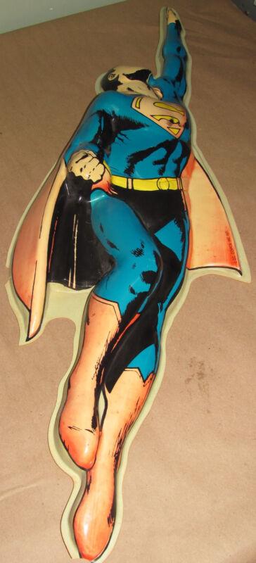 Very Rare 1971 DC Comics Inc. Salesman Superman Very Rare Superman, USC#815
