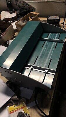 Pro 3in1 18in 460mm Electrical Crease Machine Creaserscorerperforator Open Box