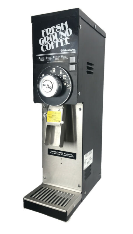 Grindmaster 875 Commercial Coffee Grinder Clean