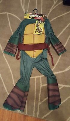 Teenage Mutant Ninja Turtle Raphael Costume Child Medium (for 5-7 years old)](Turtle Costume For Kids)
