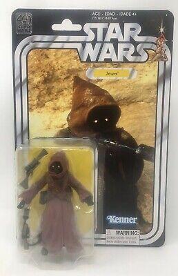 "Kenner Disney Star Wars The Black Series 40th Anniversary 4"" Jawa Action Figure"