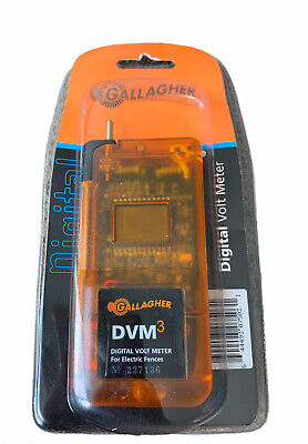 G503014 Electric Fence Digital Volt Meter