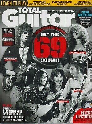 Total Guitar Play Better Now! Issue 317 2019 Rock's Classic Albums