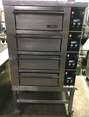Garland Ap4 Air Pac All Purpose Four Deck Electric Oven Free Shipping