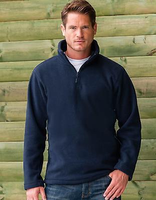 Outdoor Fleece 1/4-Zip   Russell - 1/4 Zip Outdoor Fleece