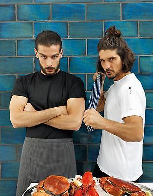 Herren Coolchecker Chefs T-Shirt (Mesh Back) | Premier Workwear