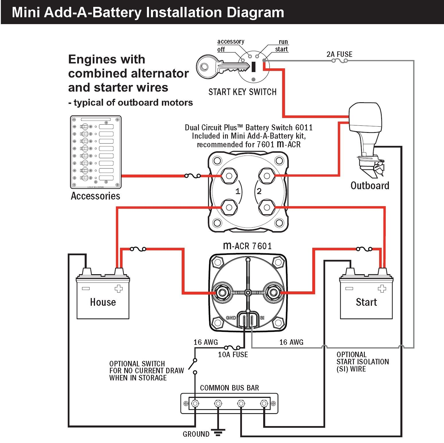 1994 Club Car Solenoid Wiring Diagram 48 Volt Which Battery Switch Is Best For A 21 With Two Batteries Golf Cart