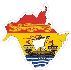 New-Brunswick-Map-Flag-Decal-Sticker