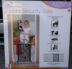 NEW Dreambaby Atlantis Baby Gate Mansfield Brisbane South East Preview