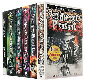 Skulduggery-Pleasant-5-Books-Set-Collection-RRP-52-98-Game-Card-Pack-NEW