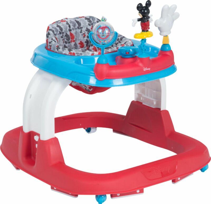 Disney - Baby Ready, Set, Walk! 2.0 Developmental Walker - Mickey Line Up