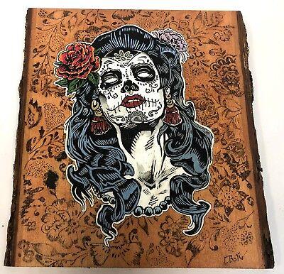 Dia De Los Muertos Tattoos (13