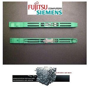 2 Paar Festplattenschienen HDD-Schienen Einbauschienen für Scenic PCs K666-C169
