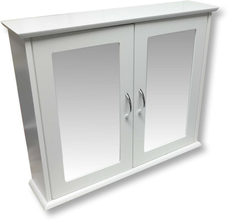 Mirrored Bathroom Cabinet | eBay