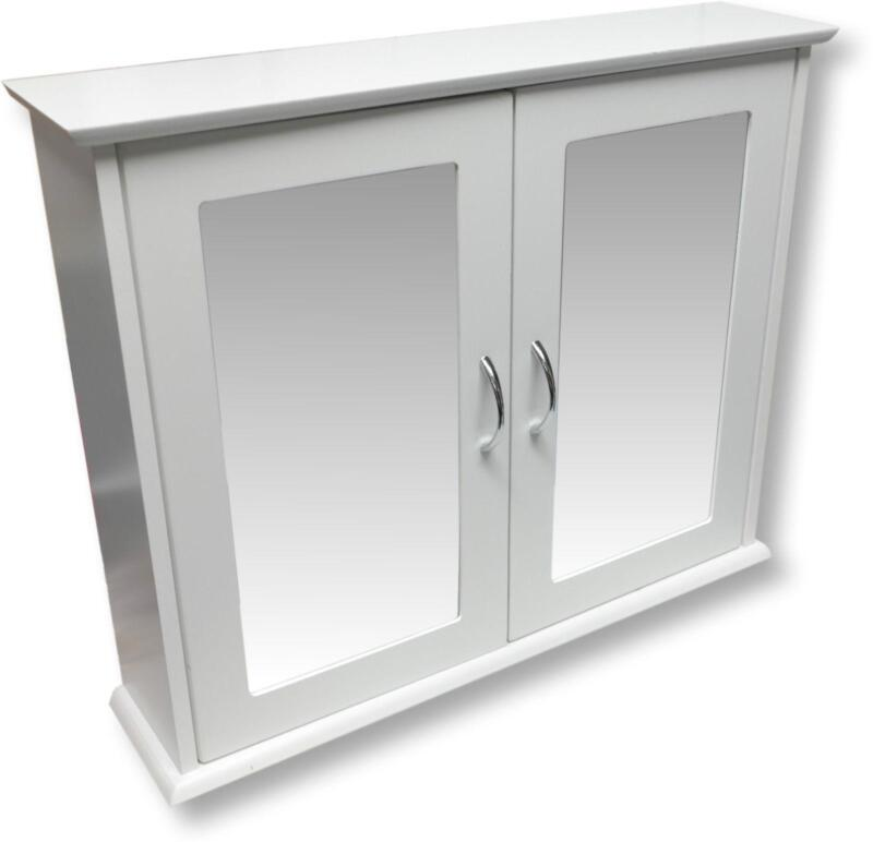 bathroom storage mirrored cabinet mirrored bathroom cabinet ebay 16690