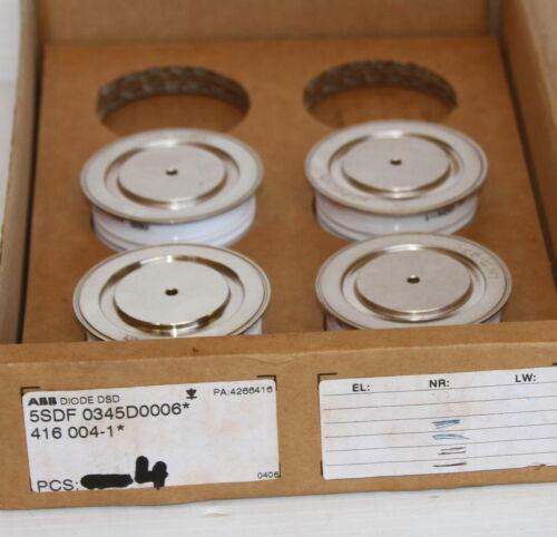 ABB 5SDF0345D0006 Thyristor for ACS1000 AC Drive