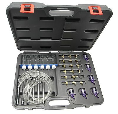 Einspirtzdüsen Werkzeug Injektoren Common Rail Tester Rücklaufmengen Prüfgerät