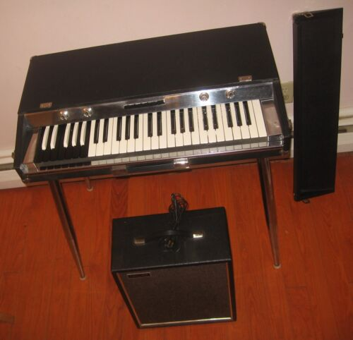 """1969 Whippany Electronics """"Melo-Sonic 300"""" Combo Organ w/ Amp. Repair Project."""