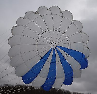National Phantom 24ft Round reserve skydiving parachute canopy