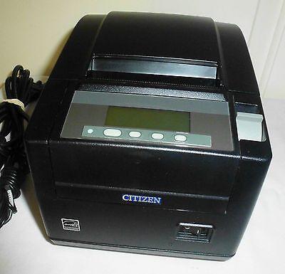 Citizen Ct-s801 Pos Thermal Receipt Printer - Usb Port - Autocut