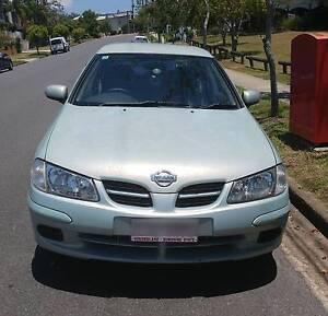 2001 Nissan Pulsar Hatchback Morningside Brisbane South East Preview