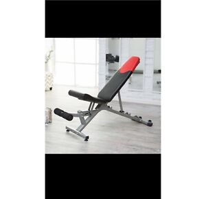 Used Bowflex 5.1 Workout Bench