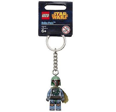 YRTS Lego 850998 Llavero Boba Fett Star Wars ¡New! Minifigures Minifigura
