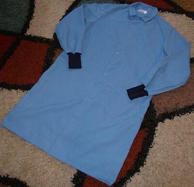 Best Medical Men L/S Lab Coat W/ Pocket & Knit cuffs 44
