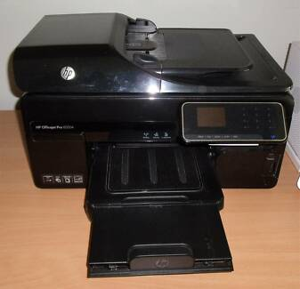 HP Officejet Pro 8500A Plus All-in-One Printer, Software, Manual