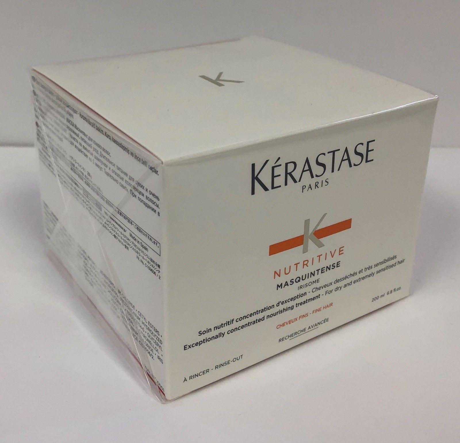 Kerastase Nutritive Masquintense Fine Hair Treatment, Rinse
