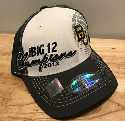 Lady Bears - Baylor Lady BEARS Cap/Hat 2012 Big 12 Champions LOCKER ROOM EDITION Basketball