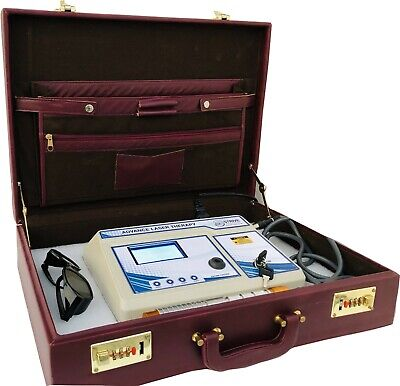 New Computerised Low Level Laser Therapy Ir Laser Model Pain Relief Laser Unit