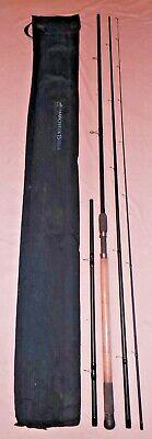 MAP matchtek dave harrell 15ft - 17ft combo match float rod in bag V.G.C.