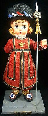 Madame Alexander Resin Doll Figure England 90785 International Madam Figurine