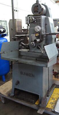 Sunnen Mbb-1600 Basic Honing Machine - Metal Finishing Hone