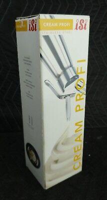 iSi Cream Profi Whip Professional Cream Whipper 2416 Isi Cream Profi Whip