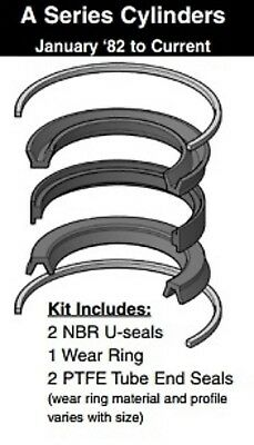 Miller Cylinder 3 14 090-kb001-325 A Series Piston Seal Kit Nitrile