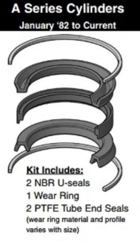 "Miller Cylinder 3 1/4"" 090-KB001-325, A Series Piston Seal Kit Nitrile"