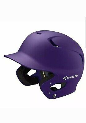 Easton Natural Grip Batting helmet  ,purple -