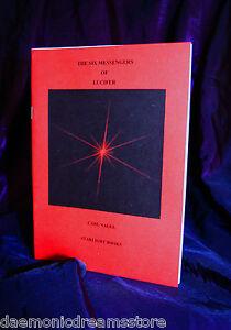 SIX MESSENGERS OF LUCIFER  Carl Nagel. Occult, Magic. Finbarr Magick Witchcraft