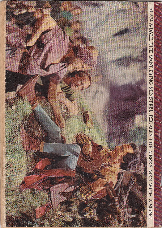 Four Color #413 Robin Hood Walt Disney 1952 DELL Comics