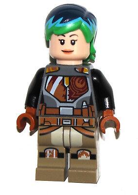Lego Neu Sabine Wren Star Wars-Minifigur Figur aus 75147 Mädchen (Mädchen Aus Star Wars)