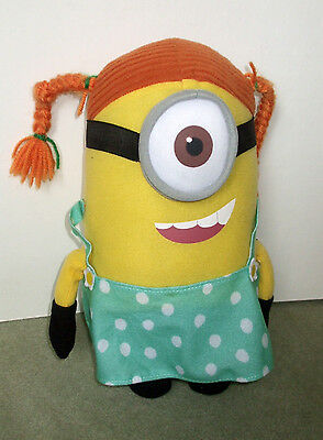Girl Minion from Despicable Me 2 - Soft / Plush Toy 11