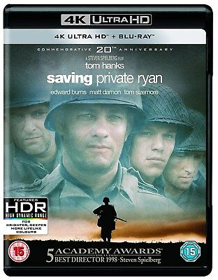 Saving Private Ryan (4K Ultra HD + Blu-ray) [UHD]